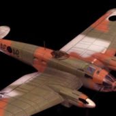 Aircraft Heinkel He 111h Bomber