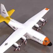 Hercules Transport Military Aircraft