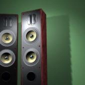 Hi-fi Desktop Speakers