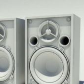 Electronic High Definition Speakers