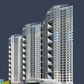City High Rise Apartment Residential