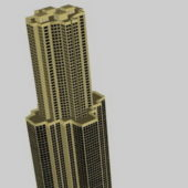High-rise Office Towers Building