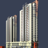City High Rise Residence Apartment