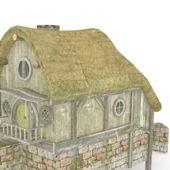 Building Hobbit Village Mill