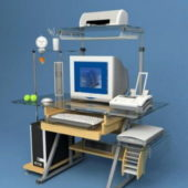 Computer Space Workstations