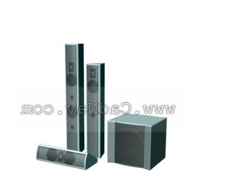 Electronic Home Audio Systems