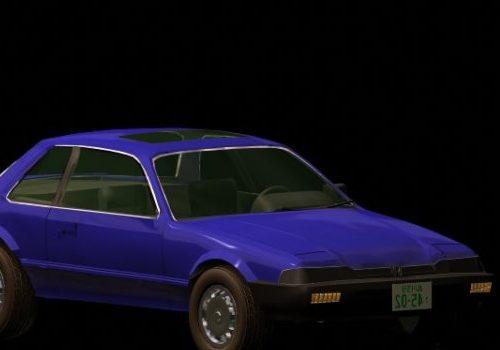Honda Prelude Sports Coupe Car