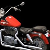 Motorcycle Honda Shadow