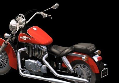 Motorcycle Honda Shadow
