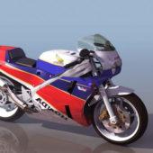 Sport Honda Vfr750r Motorcycle