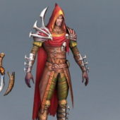 Character Rogue Shadow Assassin