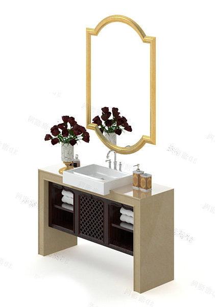 Hotel Bathroom Vanity Furniture