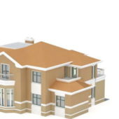 House Building Plan With Garage