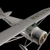 Military Howard Dga-6 Racing Aircraft