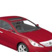 Hyundai Sonata Sedan Car