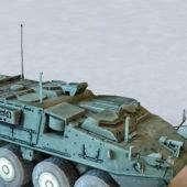 Military Vehicle Iav Stryker Combat