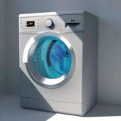 Washing Machine Front Door