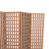 Ikea Furniture Folding Screen
