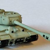 Soviet Is-2 Heavy Tank