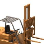 Vehicle Industrial Forklift Truck