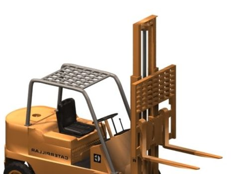 Vehicle Industrial Forklift Truck