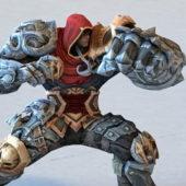 Character Iron Warrior