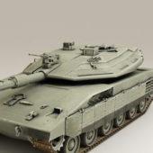 Merkava Class Israel Tank