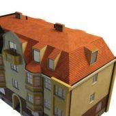 European Dwelling House Building