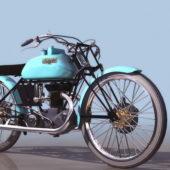 Italy Bianchi Motorcycle
