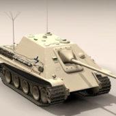 German Panther Tank Destroyer
