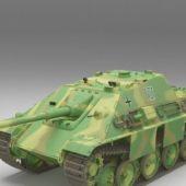 Jagdpanther German Tank Destroyer