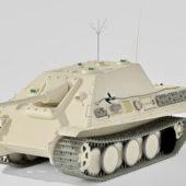 Ww2 Jagdpanzer German Tank