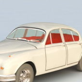 Jaguar Mark 2 Sports Saloon Car