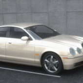 Car Jaguar S-type Executive Car