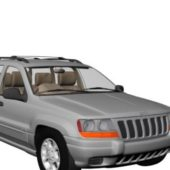 Jeep Suv Grand Cherokee Mid-size