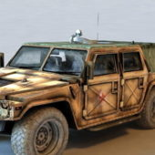 Military Light Tactical Vehicle