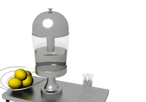 Kitchen Juicer Machine And Lemon