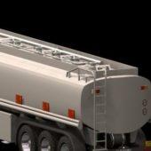 Vehicle Jumbo Tube Trailer