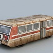 Junk Wreck Bus