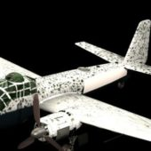 Junkers Ju 188 E-1 Aircraft