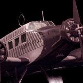 Junkers Ju 88a-4 Bomber Aircraft