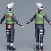 Kakashi Hatake Game Character