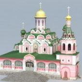 Kazan Cathedral Church Building