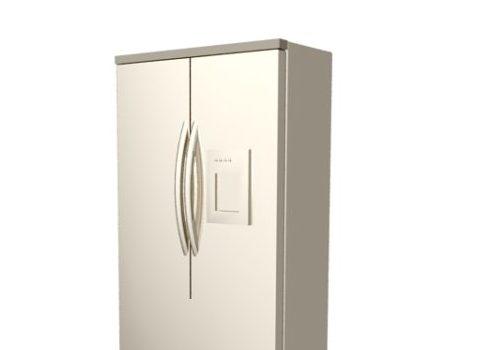 Stainless Steel Freezer Refrigerator