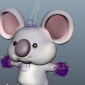 Animal Koala Bear Cartoon Character