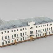European Apartment Building
