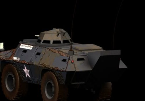 Military Lav-100 Light Armored Vehicle
