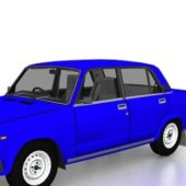 Lada Riva Compact Car