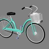 Ladies Bike Vehicle