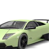 Lamborghini Lp670 Car